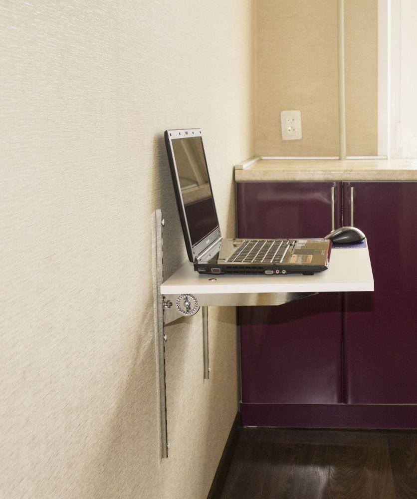 Откидной стол для ноутбука