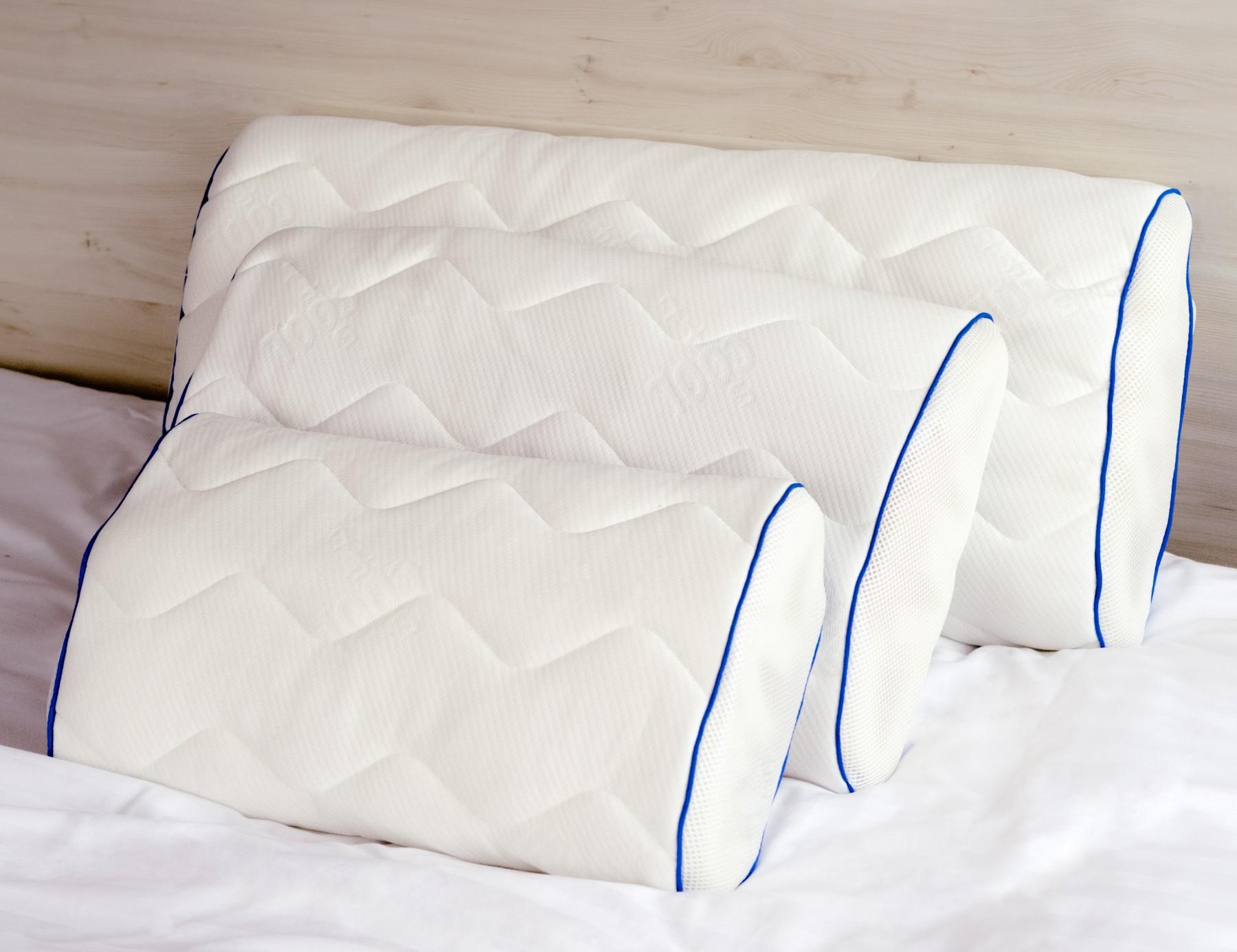 Подушка валик ортопедическая