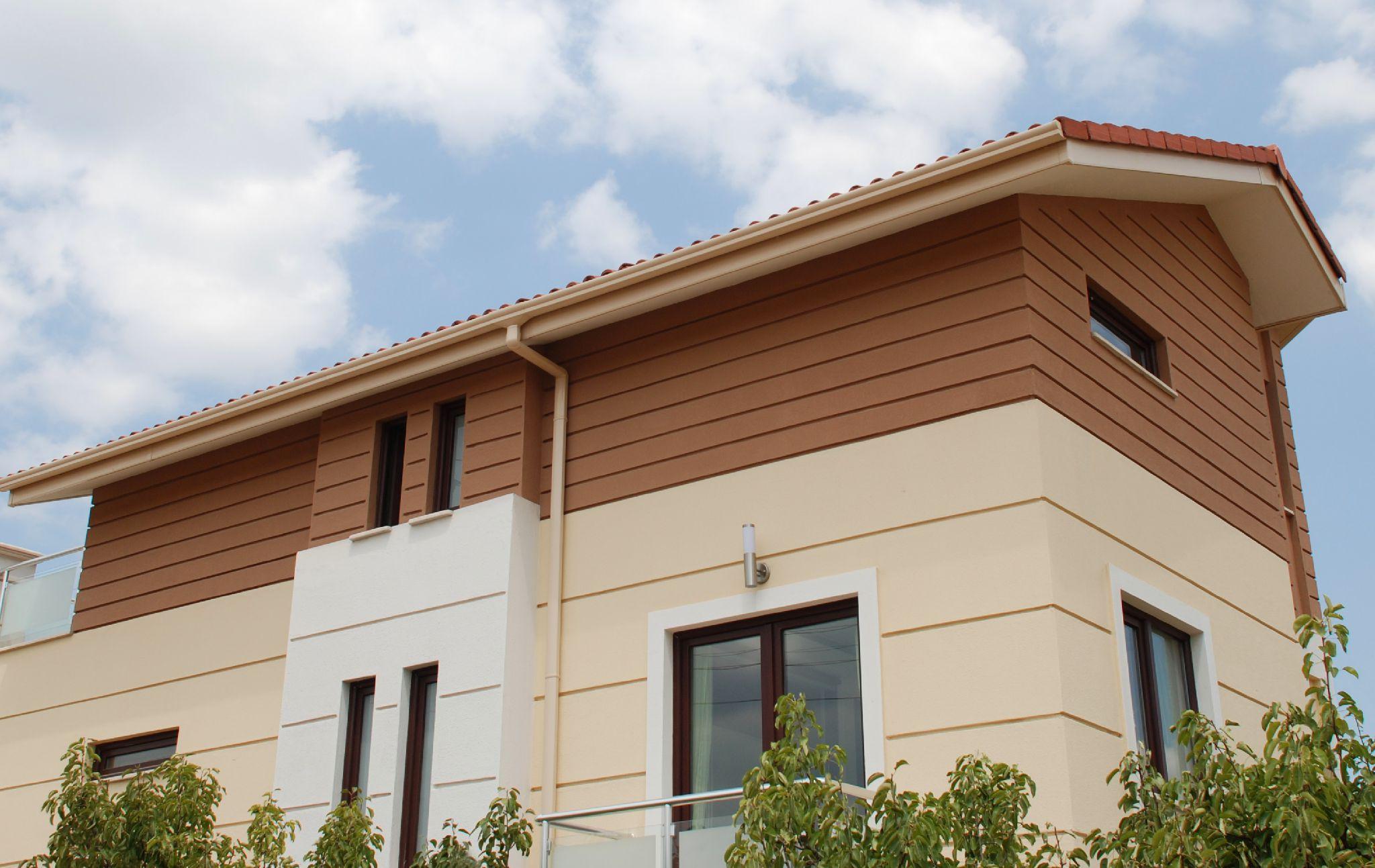Панели для подшивки крыши