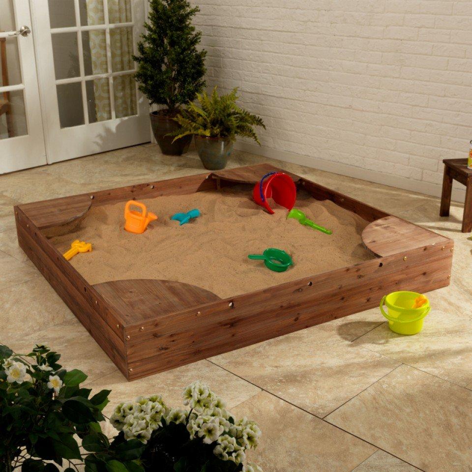 Детская переносная песочница