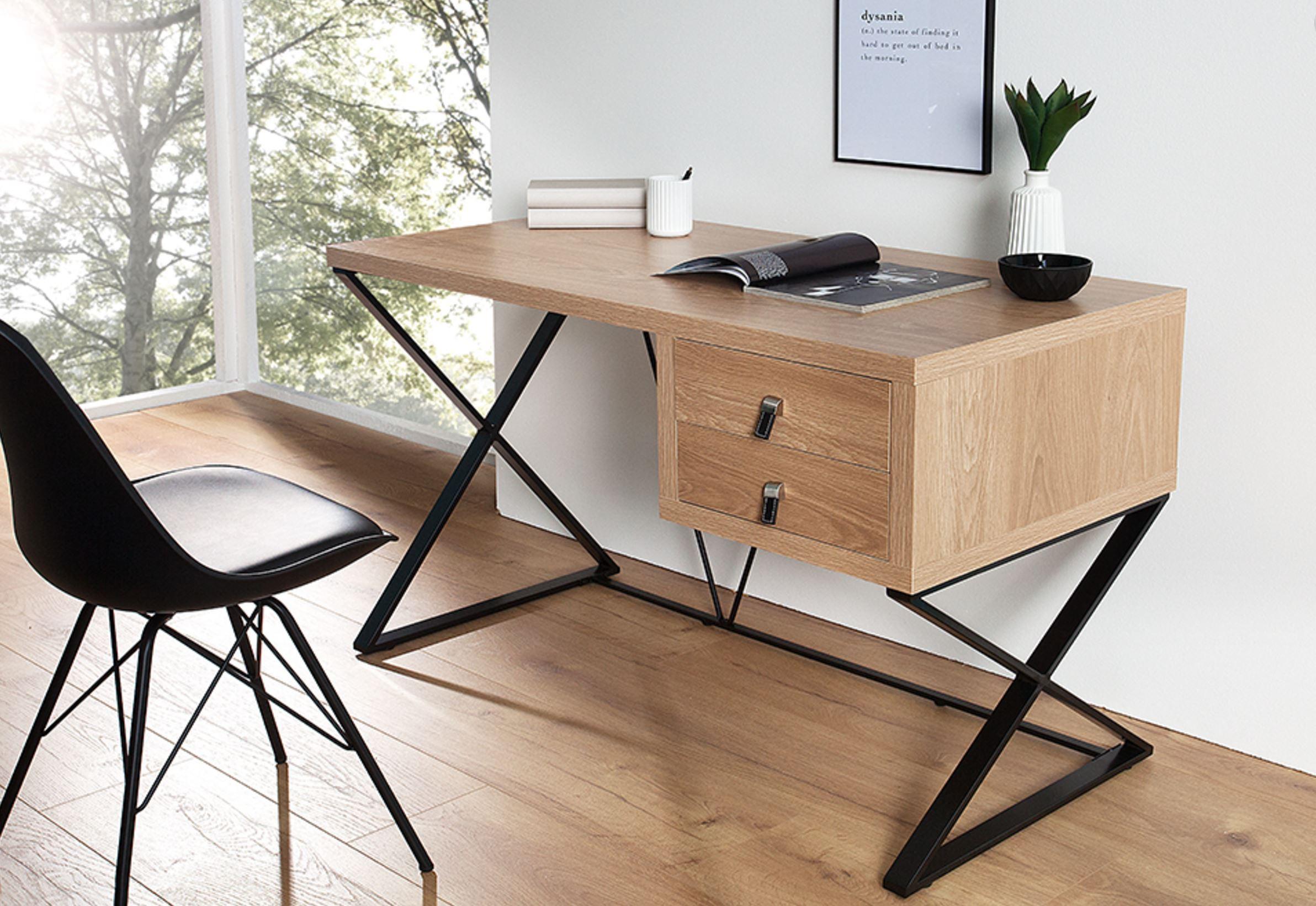 Письменный стол дуб сонома