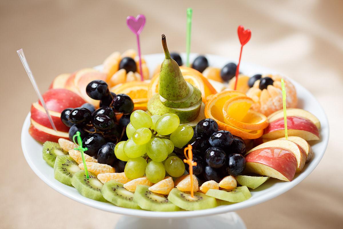 Пластиковая фруктовница