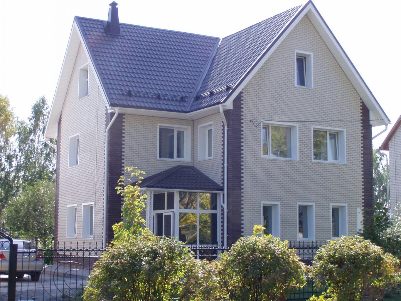 Фасадные панели под клинкерный кирпич