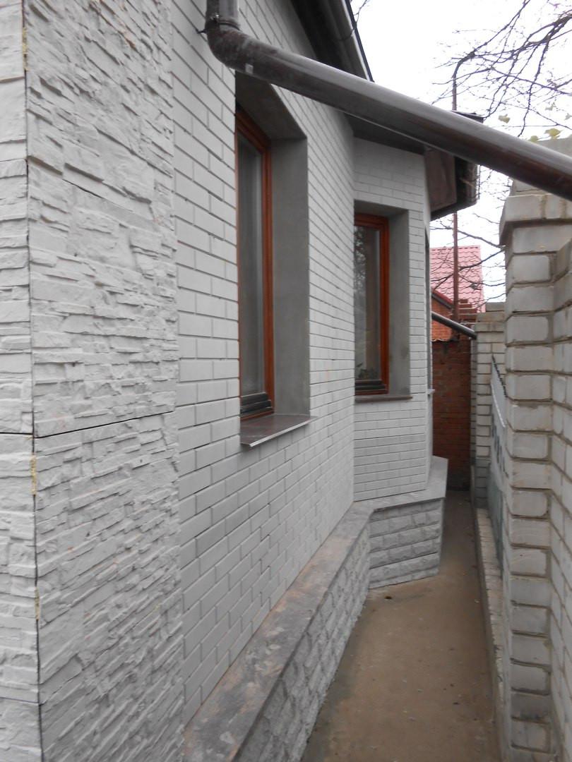 Фасадные термопанели под покраску