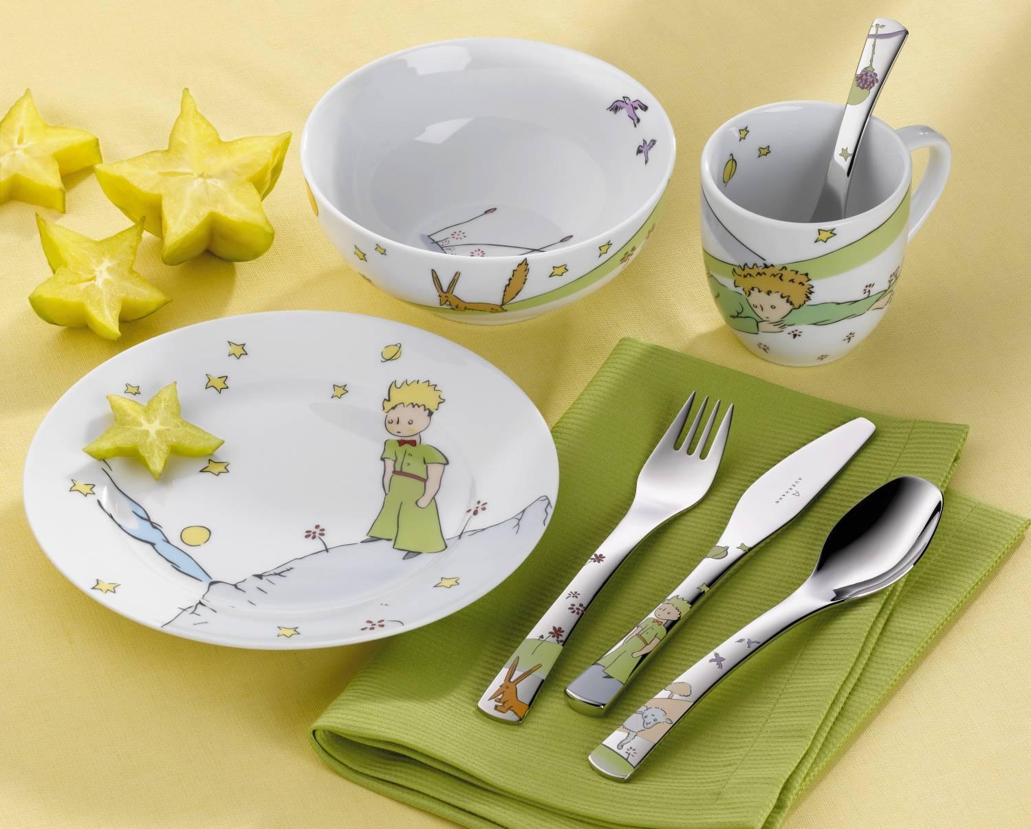 """Посуда """"Маленький принц"""""""