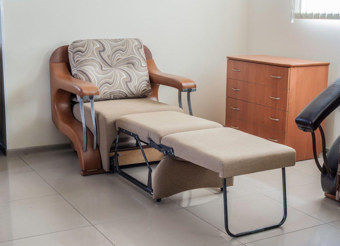 Кресло-кровать с раскладным механизмом