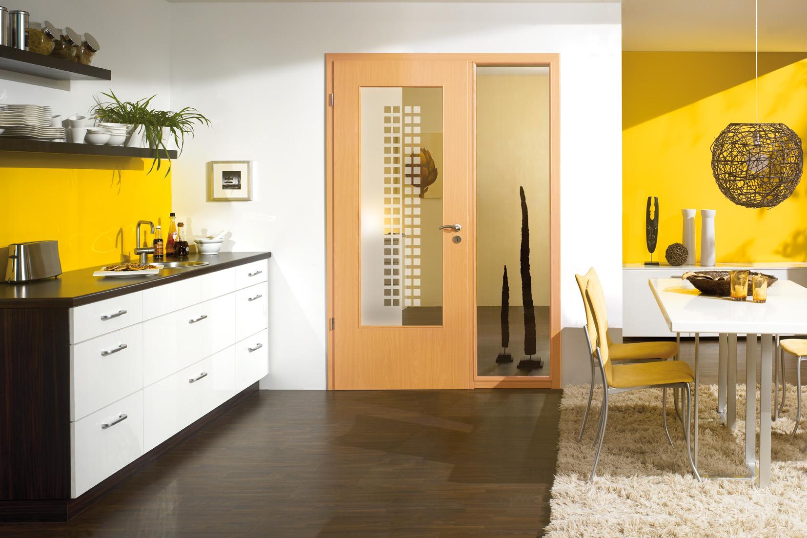 Дверь CPL с расширителем