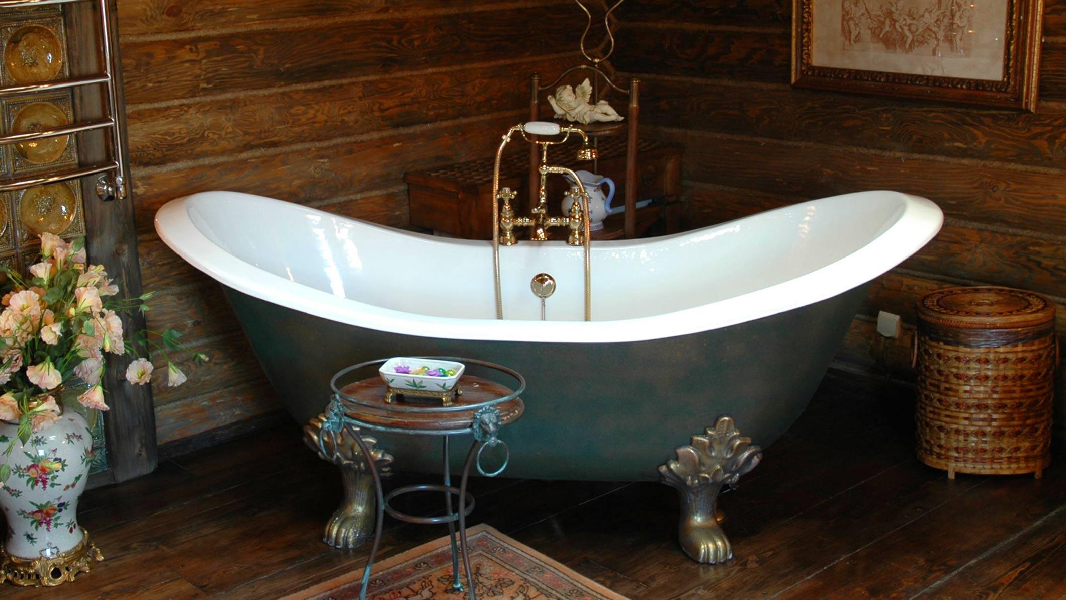 Реставрация ретро-ванны