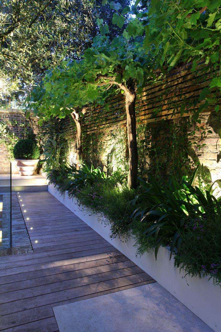 Фотореле для освещения сада