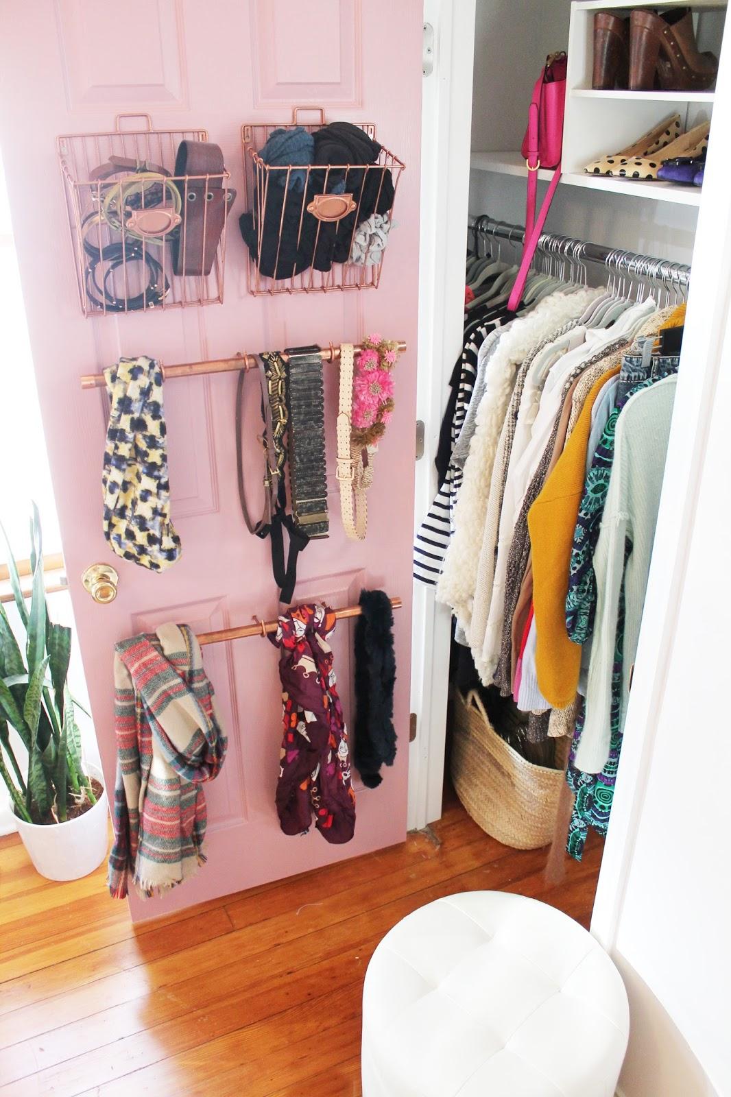 Штанги и полки для одежды