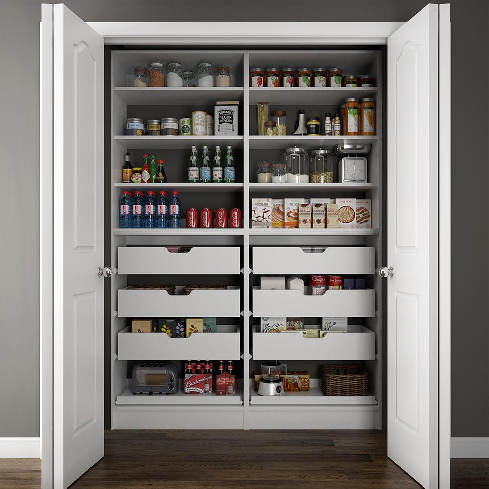 Система хранения в кладовке
