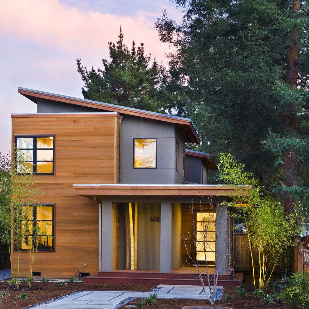 Крыша с мансардой в современном дизайне