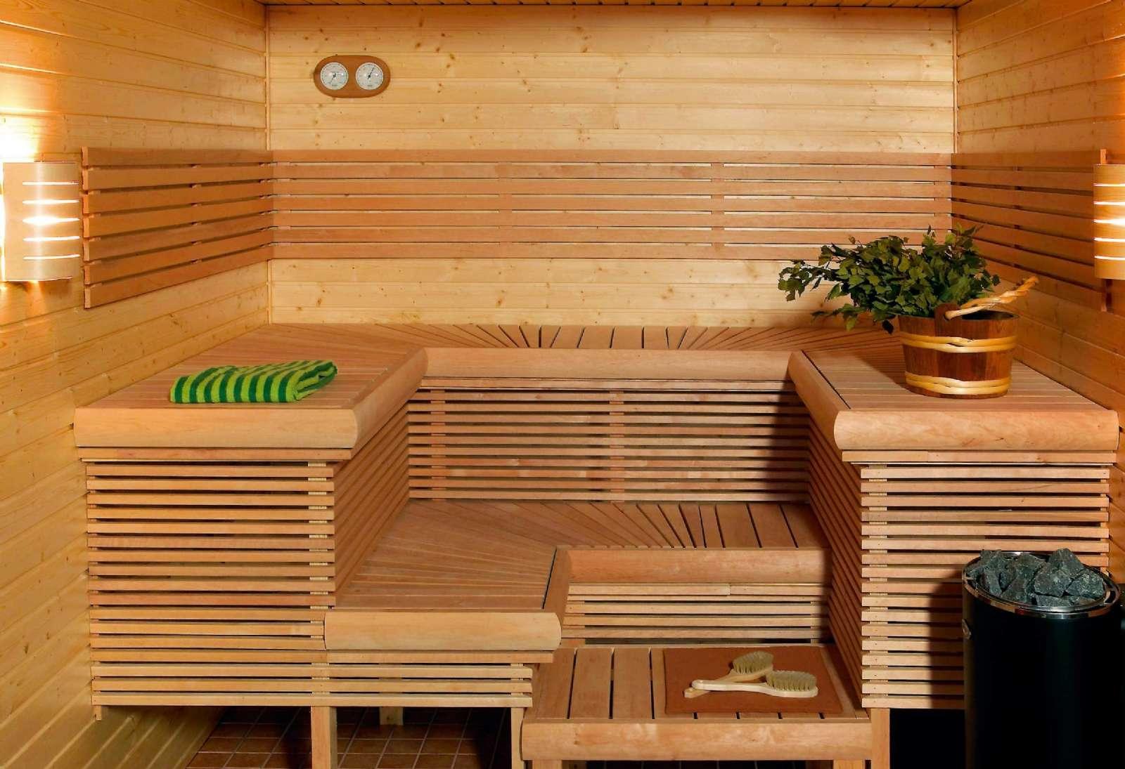 Мебель для бани: как создать комфортные условия для отдыха (21 фото)