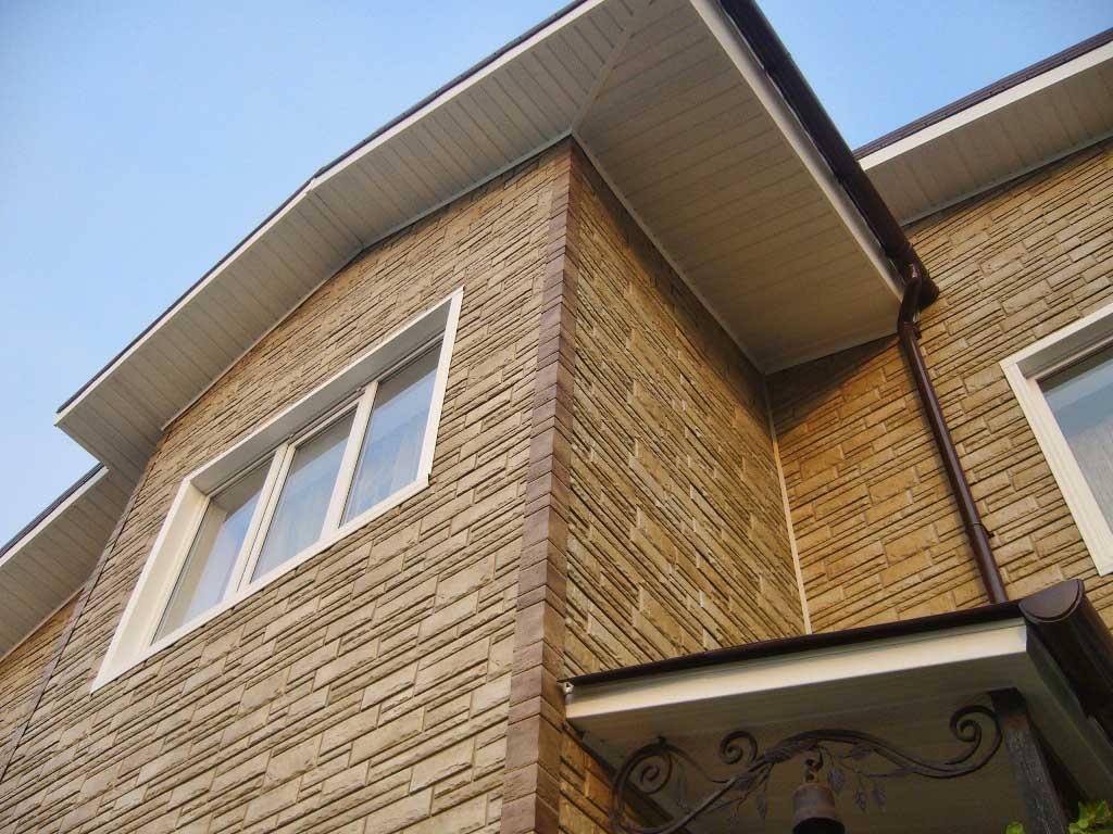Цементные фасадные панели