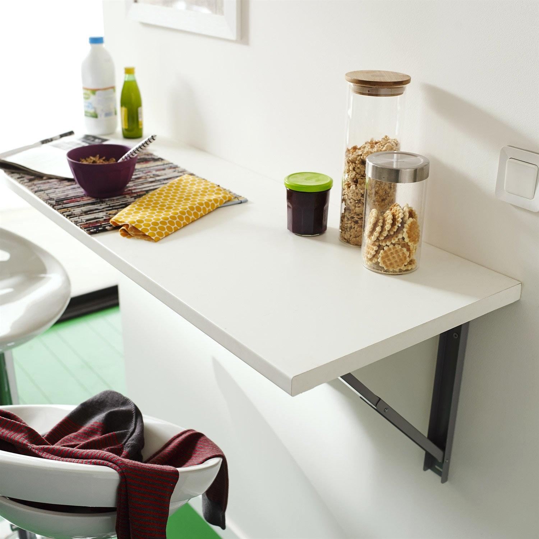 Откидной узкий стол