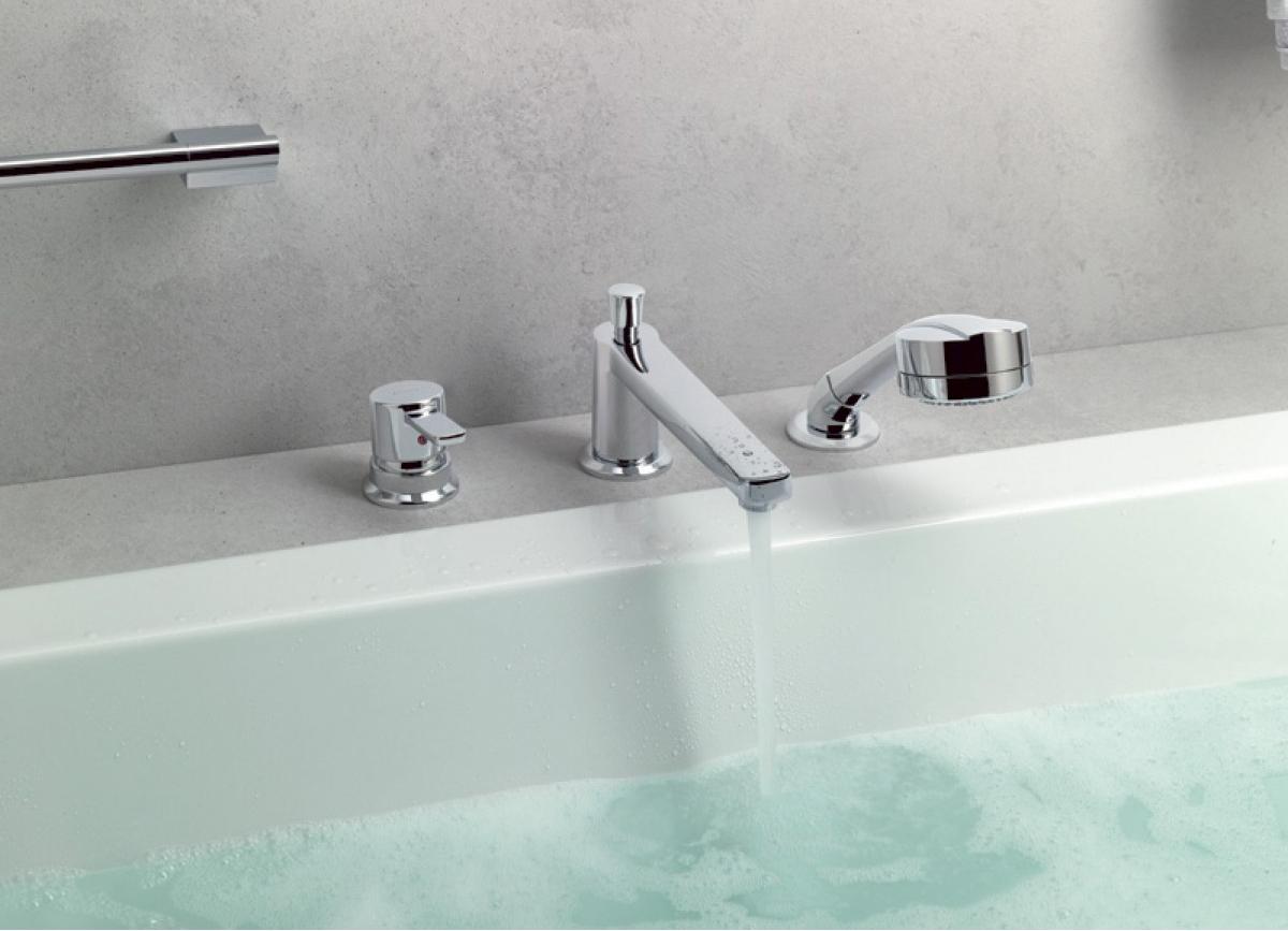 Аэратор для смесителя в ванной
