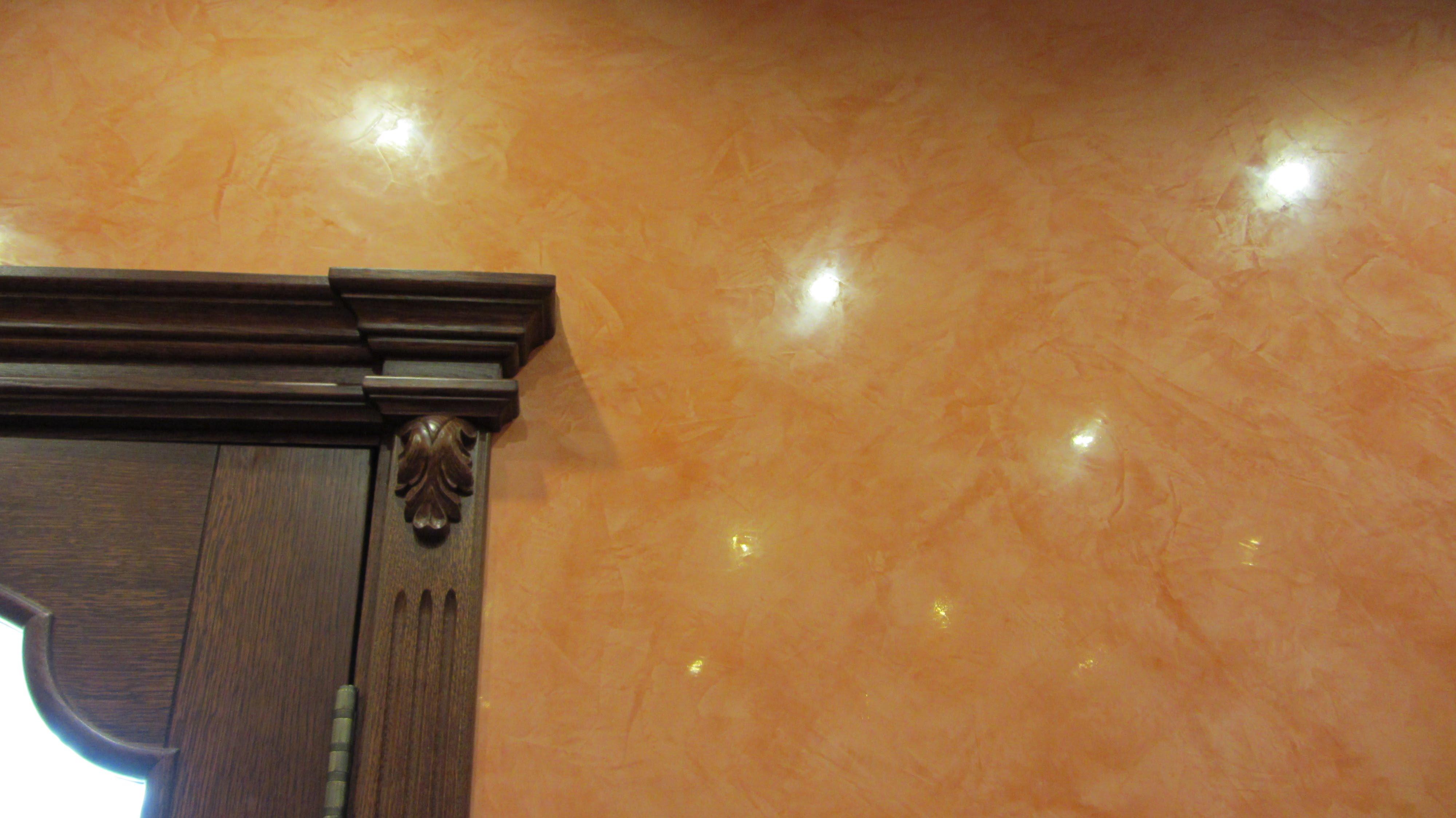 Декоративная Венецианская Штукатурка в Прихожей, Варианты Отделки и Дизайна Коридора