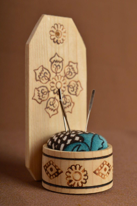 Набор для вязания из дерева