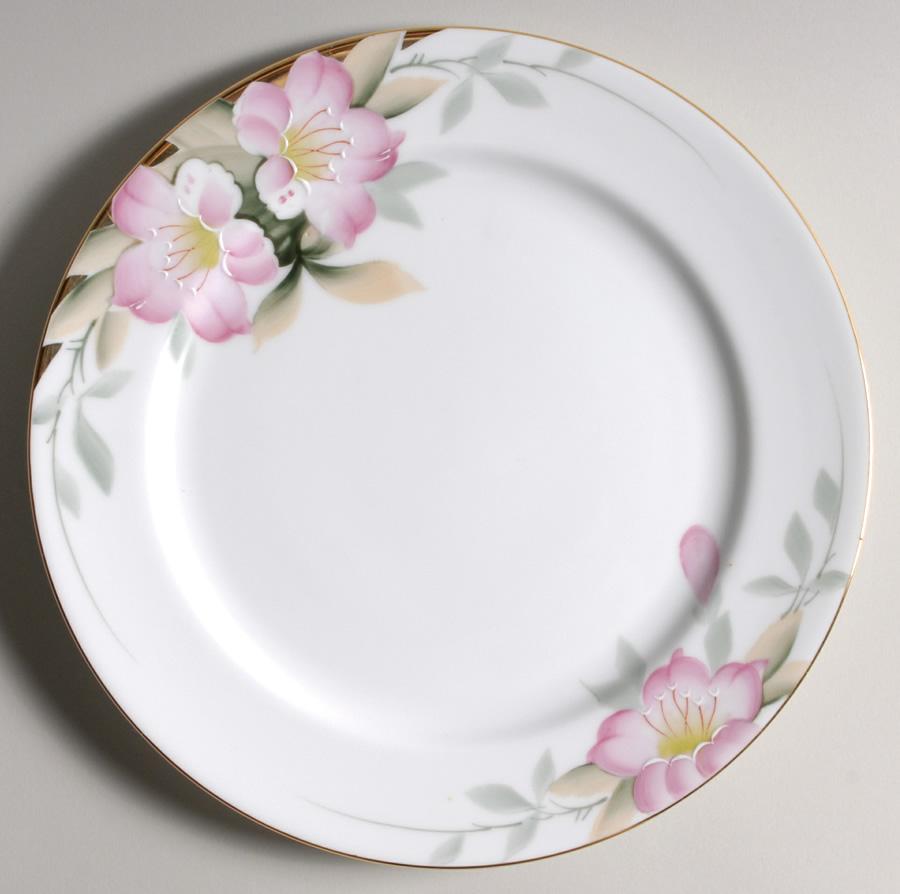 Тарелка из японского фарфора