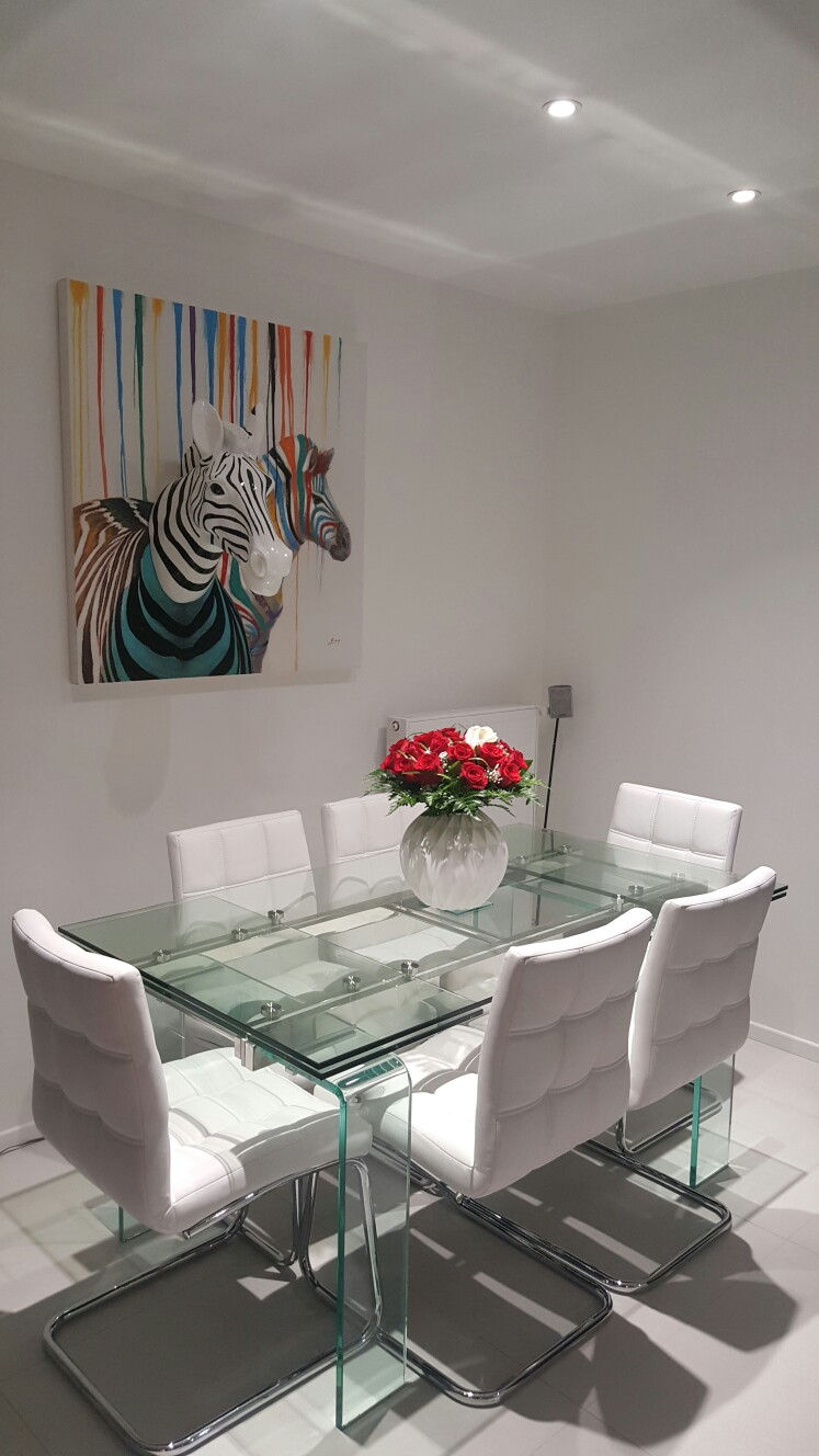 Объемная картина с зеброй