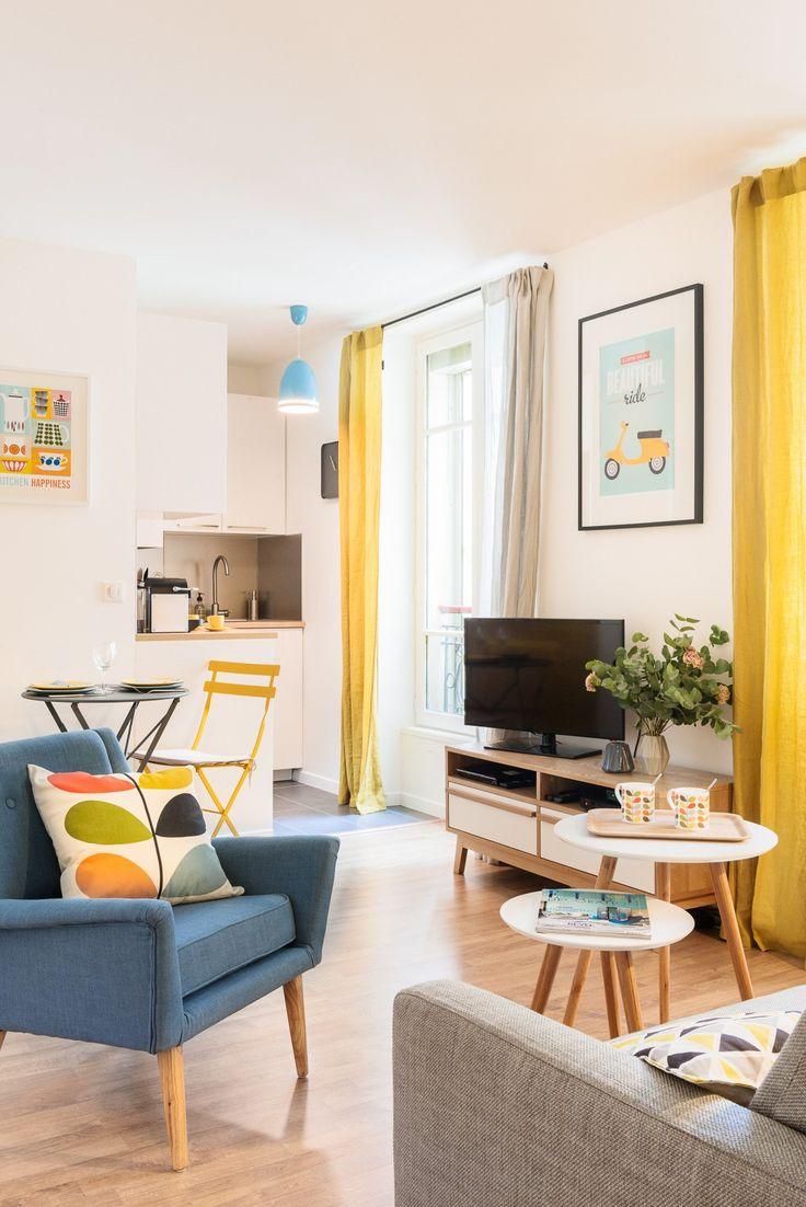 Перегородка между кухней и гостиной зонирование
