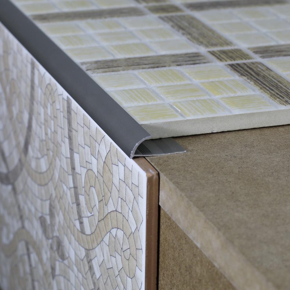 Уголок для плитки: актуальное декорирование (22 фото)