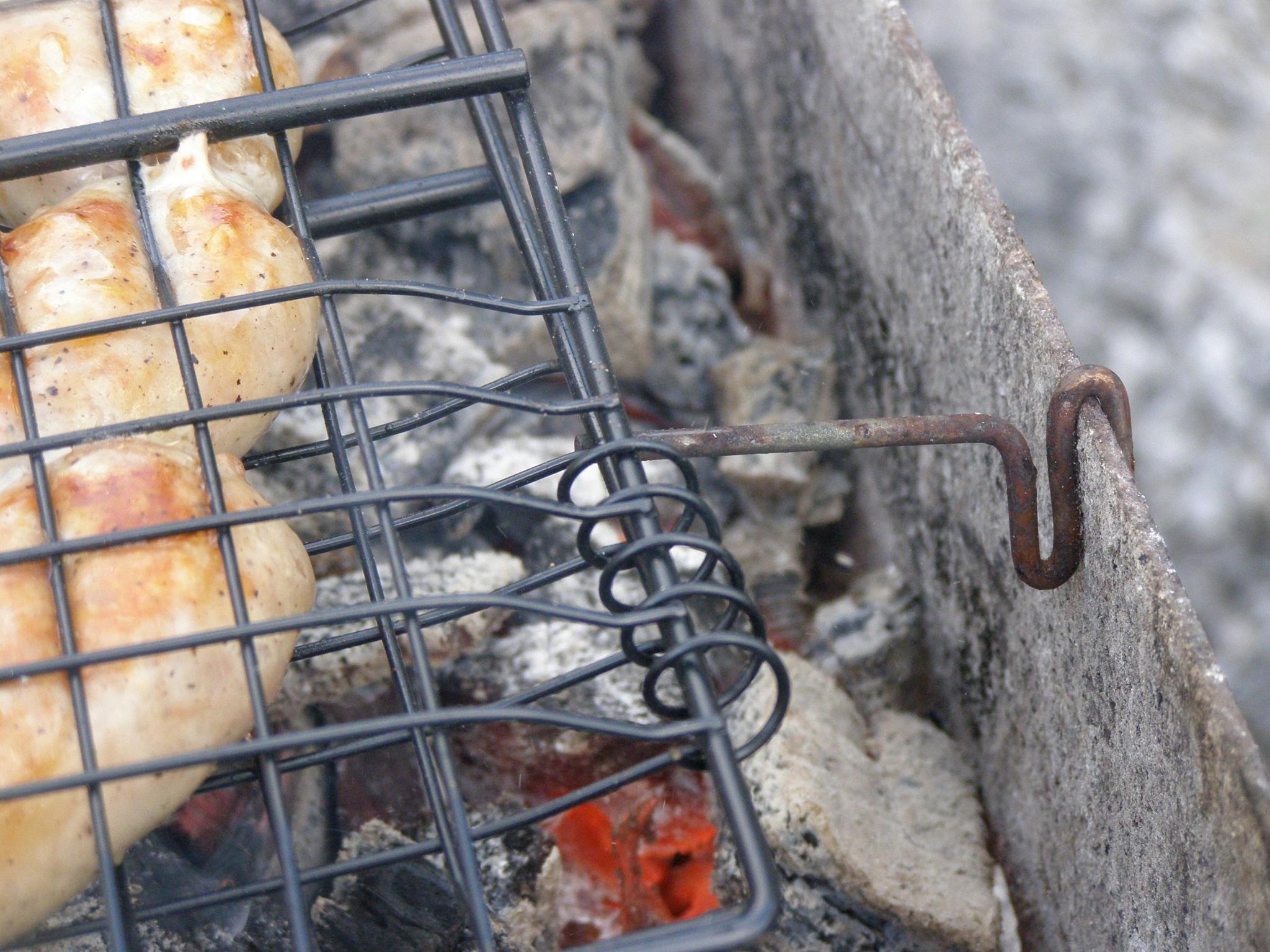 Решетка для гриля с антипригарным покрытием