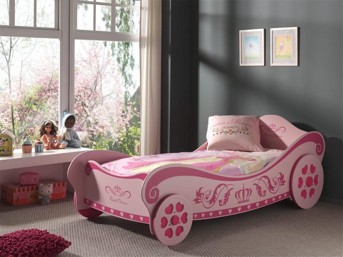 Кровать-карета без верха