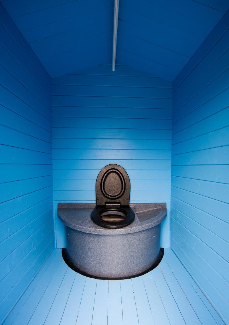 Торфяной биотуалет без запаха