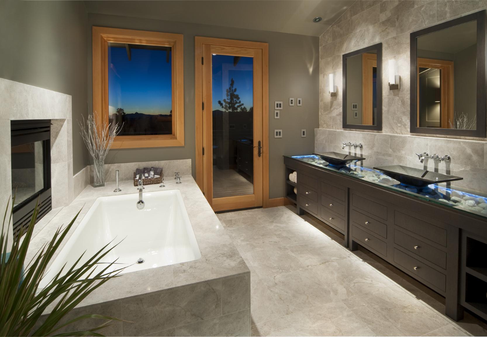 Чугунная прямоугольная ванна