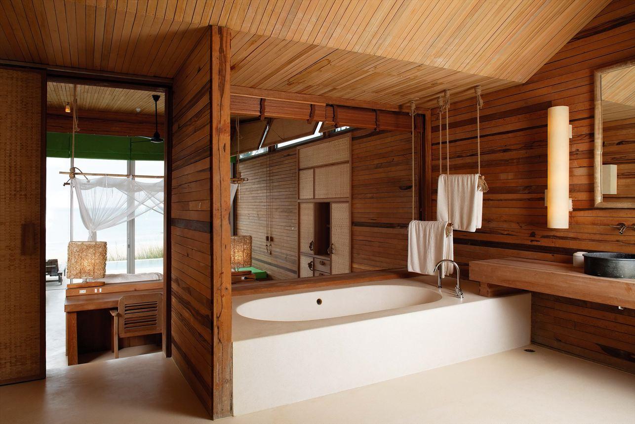 Гидроизоляция ванной в деревянном доме