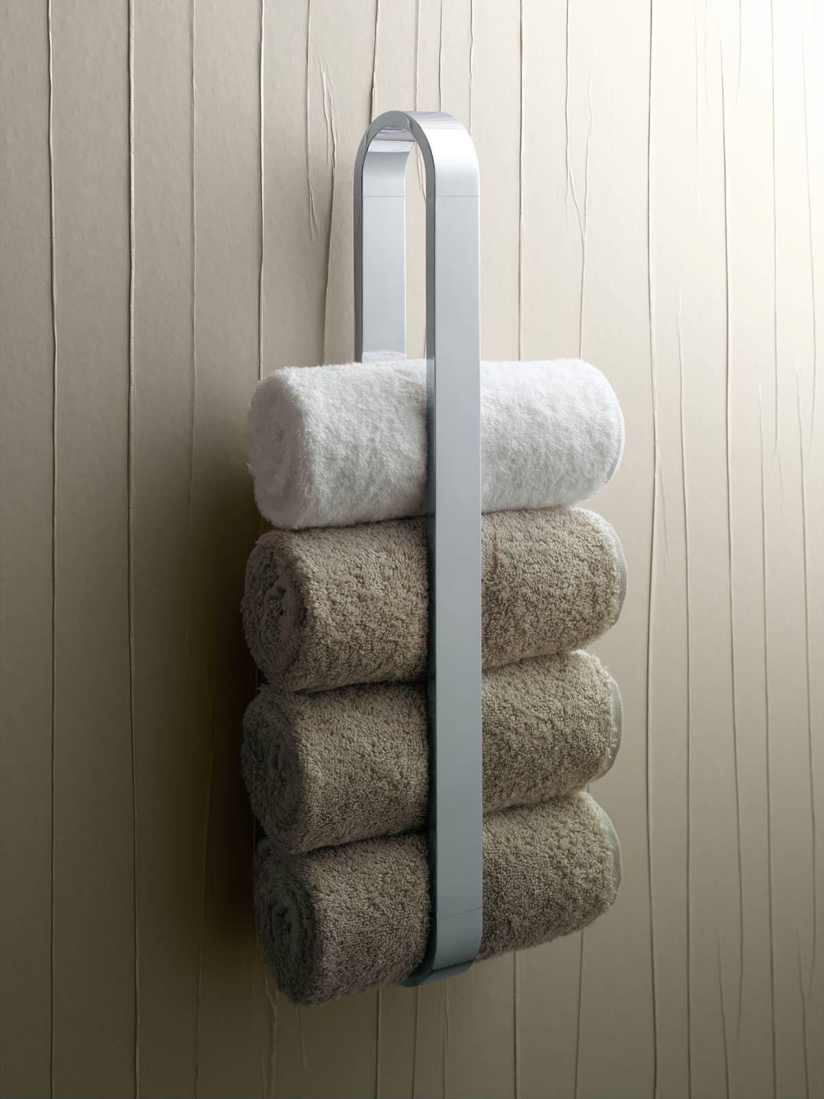 Дизайнерский полотенцедержатель