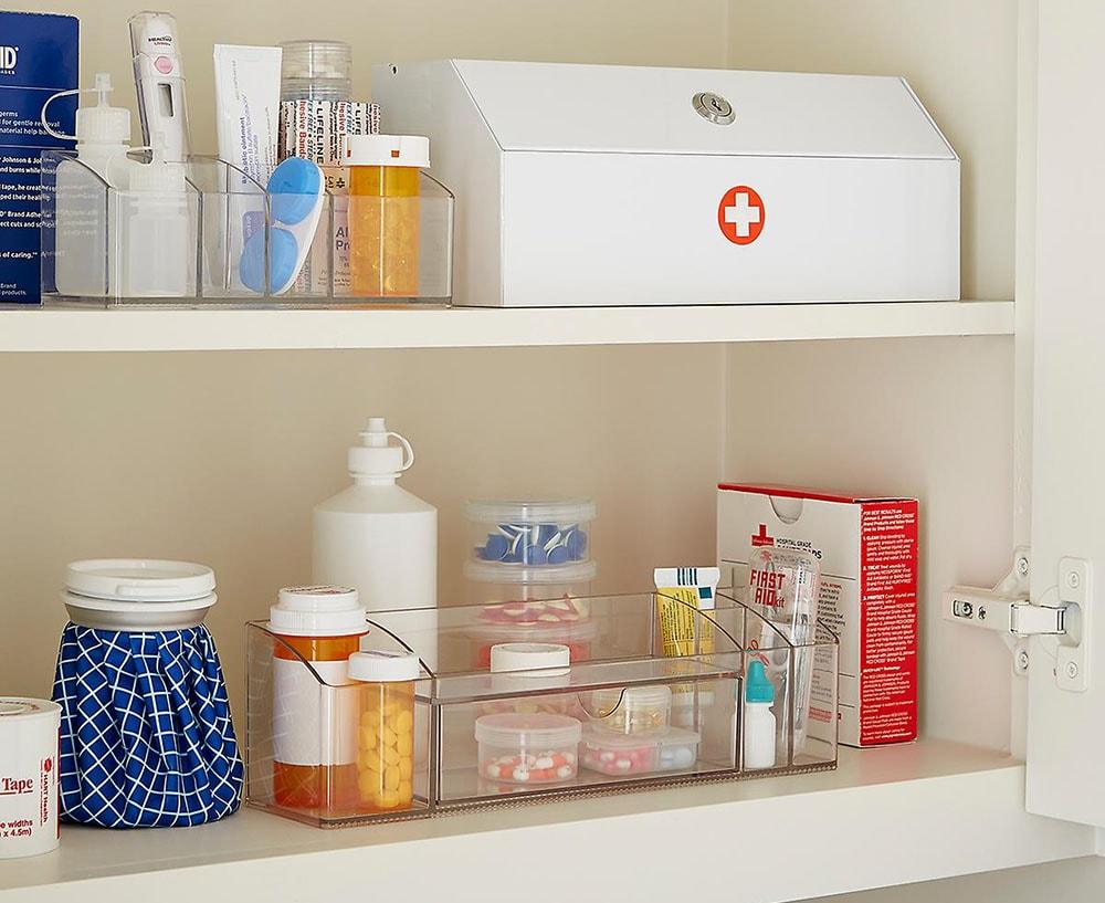 Хранение лекарств: скорая помощь под рукой