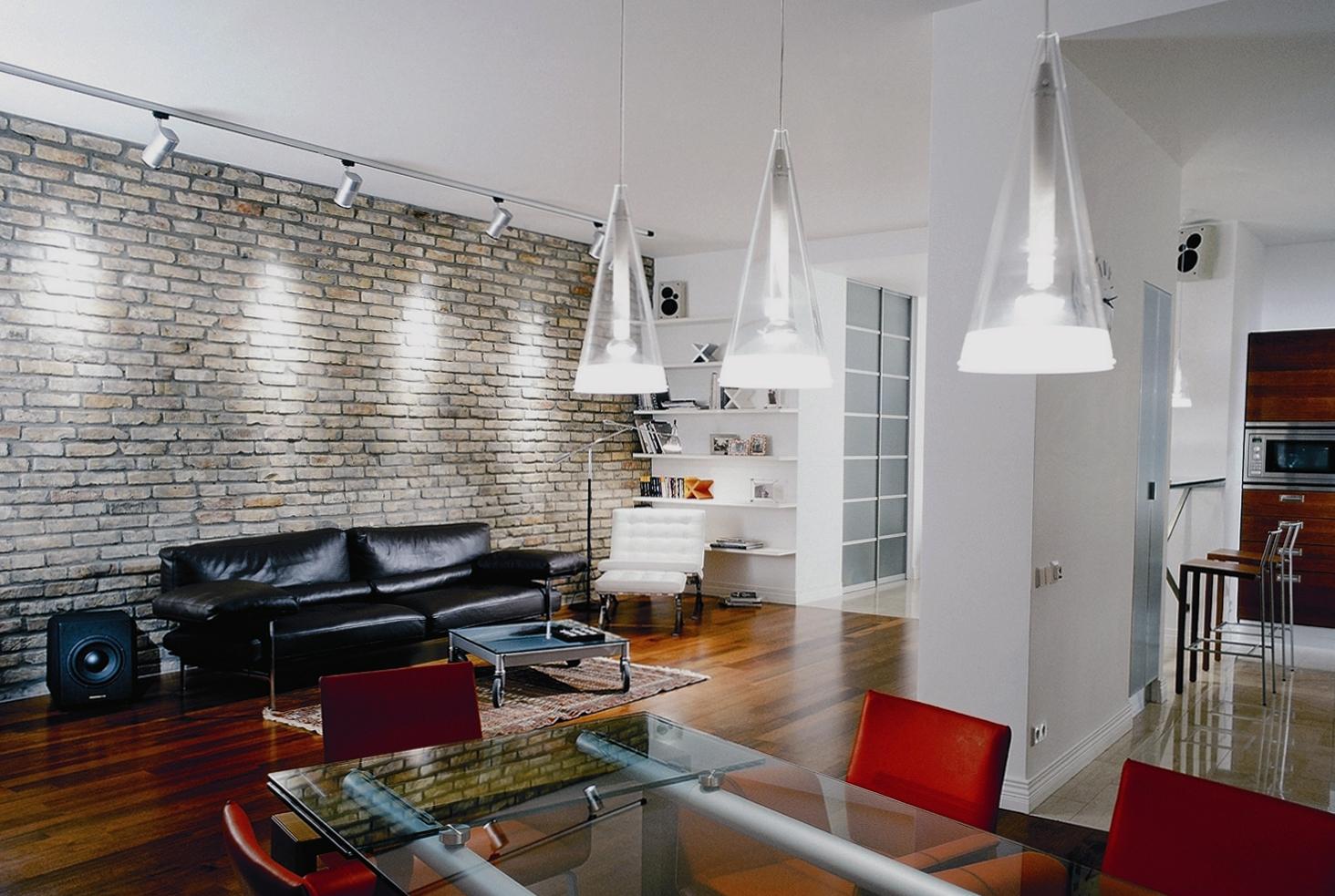 Квартира в стиле техно