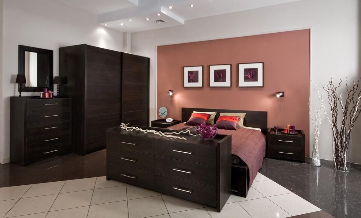 Спальня венге ламинированная