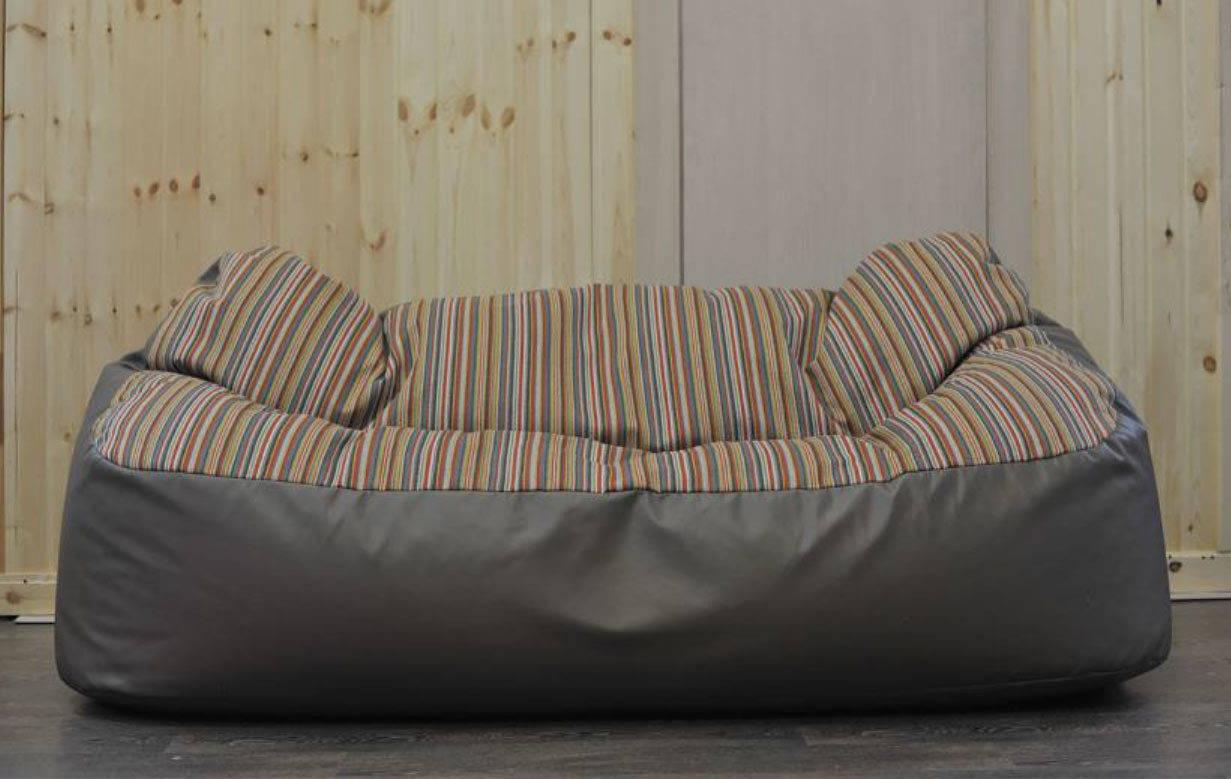 Бескаркасный диван-мешок