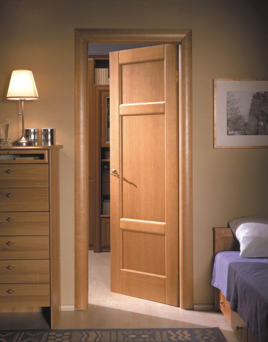 """Шпонированная дверь """"миланский орех"""""""