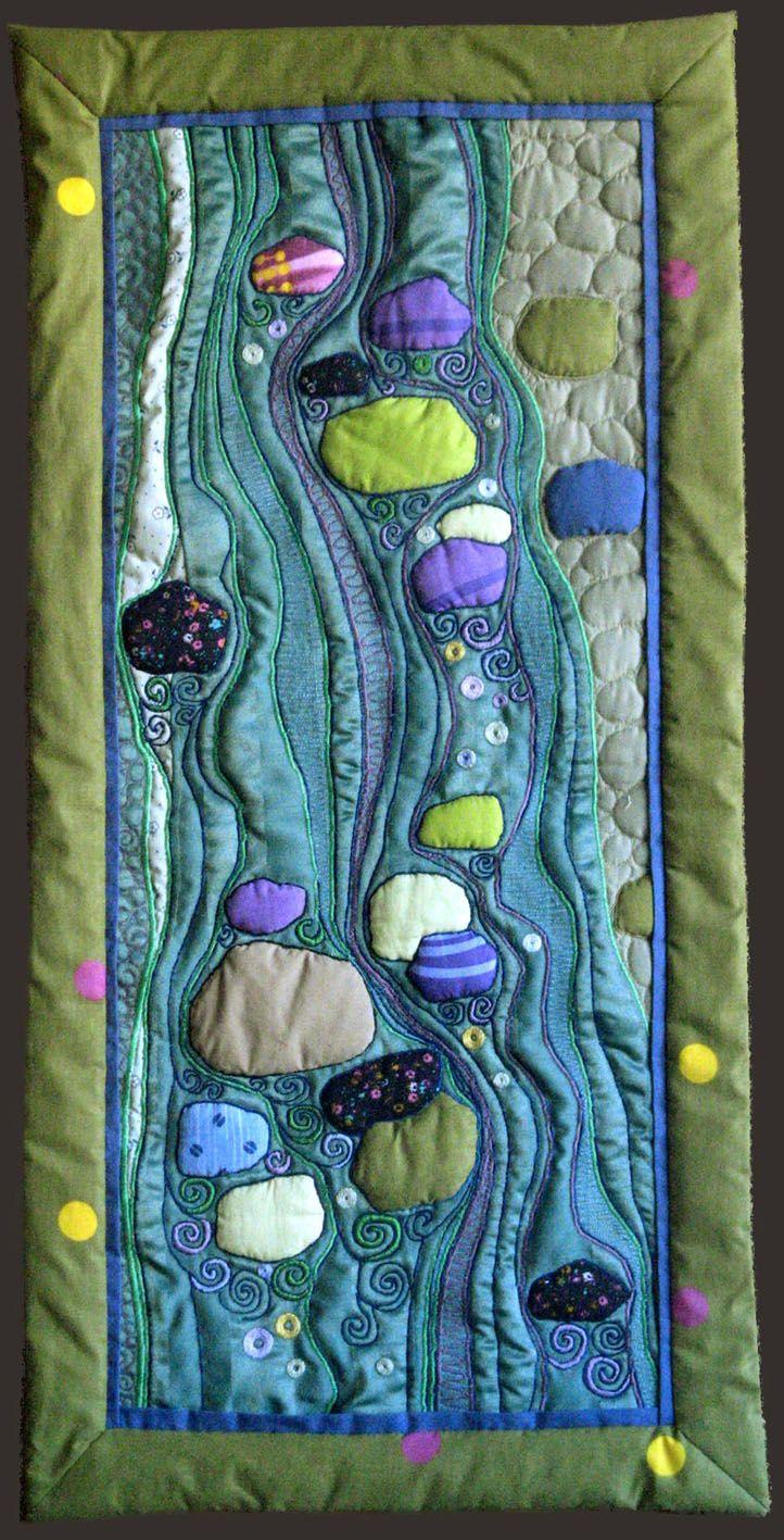 Картина из ткани в морской стилистике