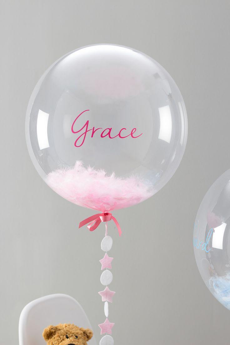 Воздушные шары с наполнением