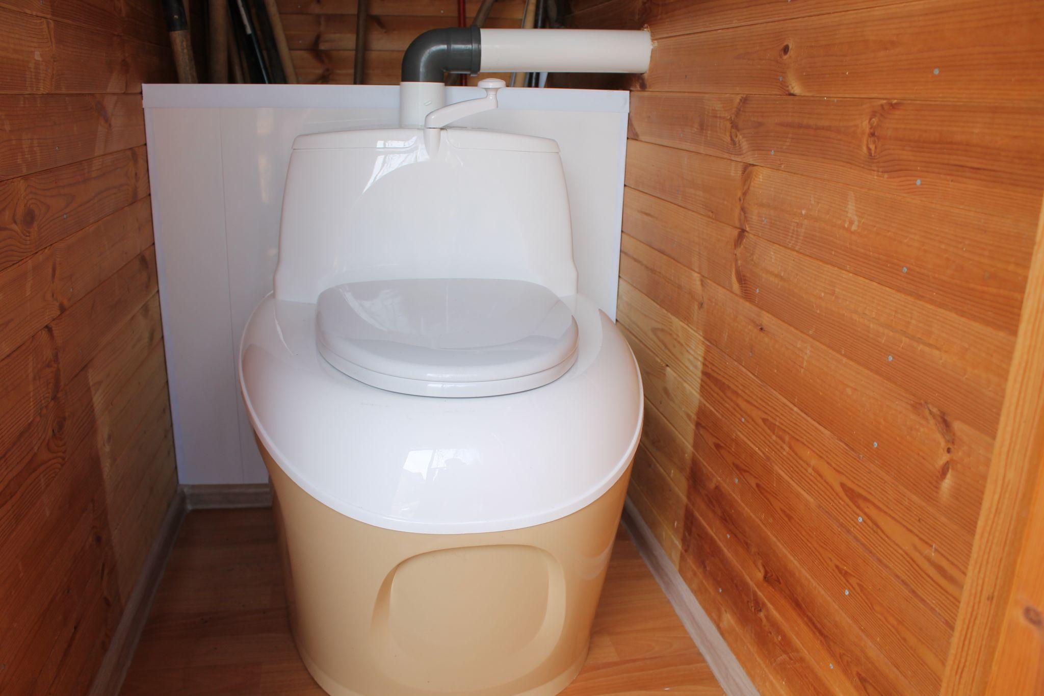 Торфяной туалет Piteco