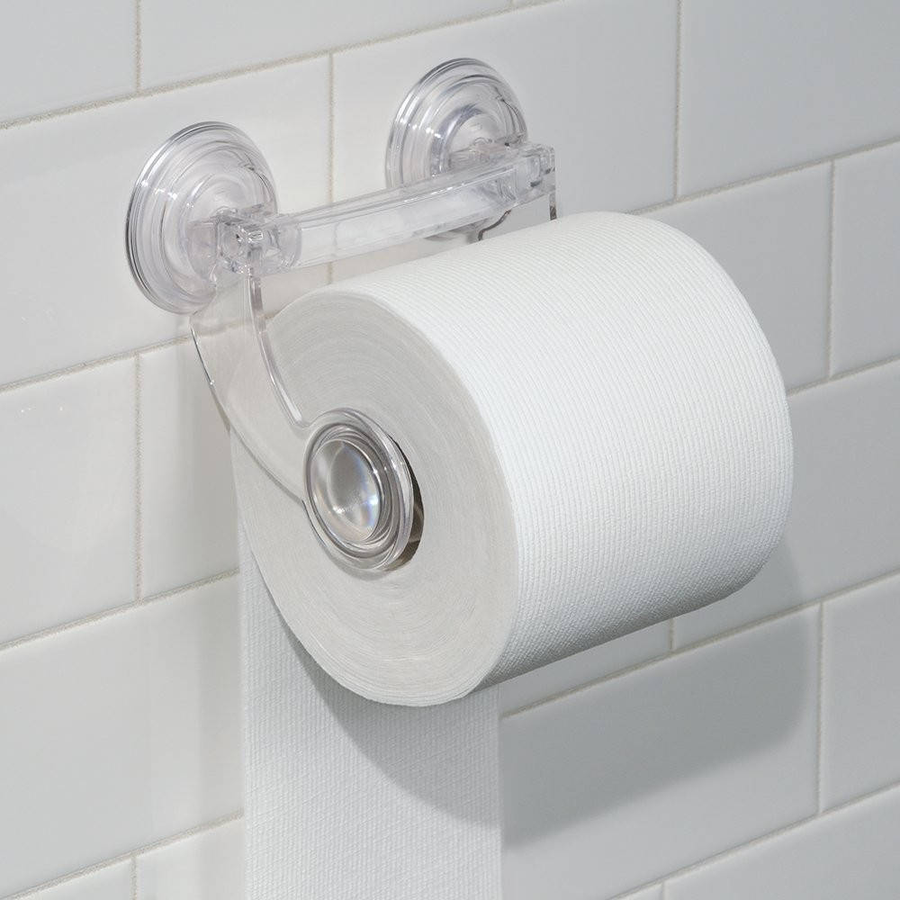 Пластиковый держатель для туалетной бумаги
