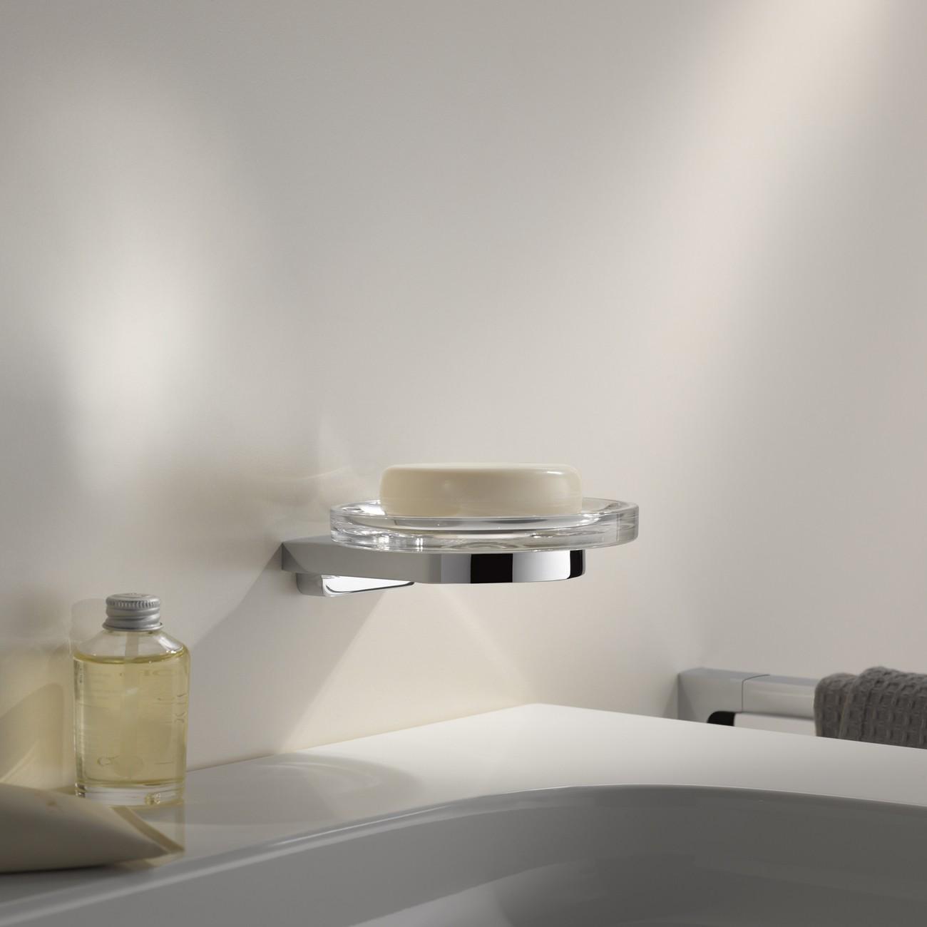 Подвесная мыльница для ванной