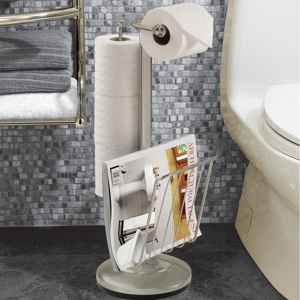 Стойка для туалетной бумаги