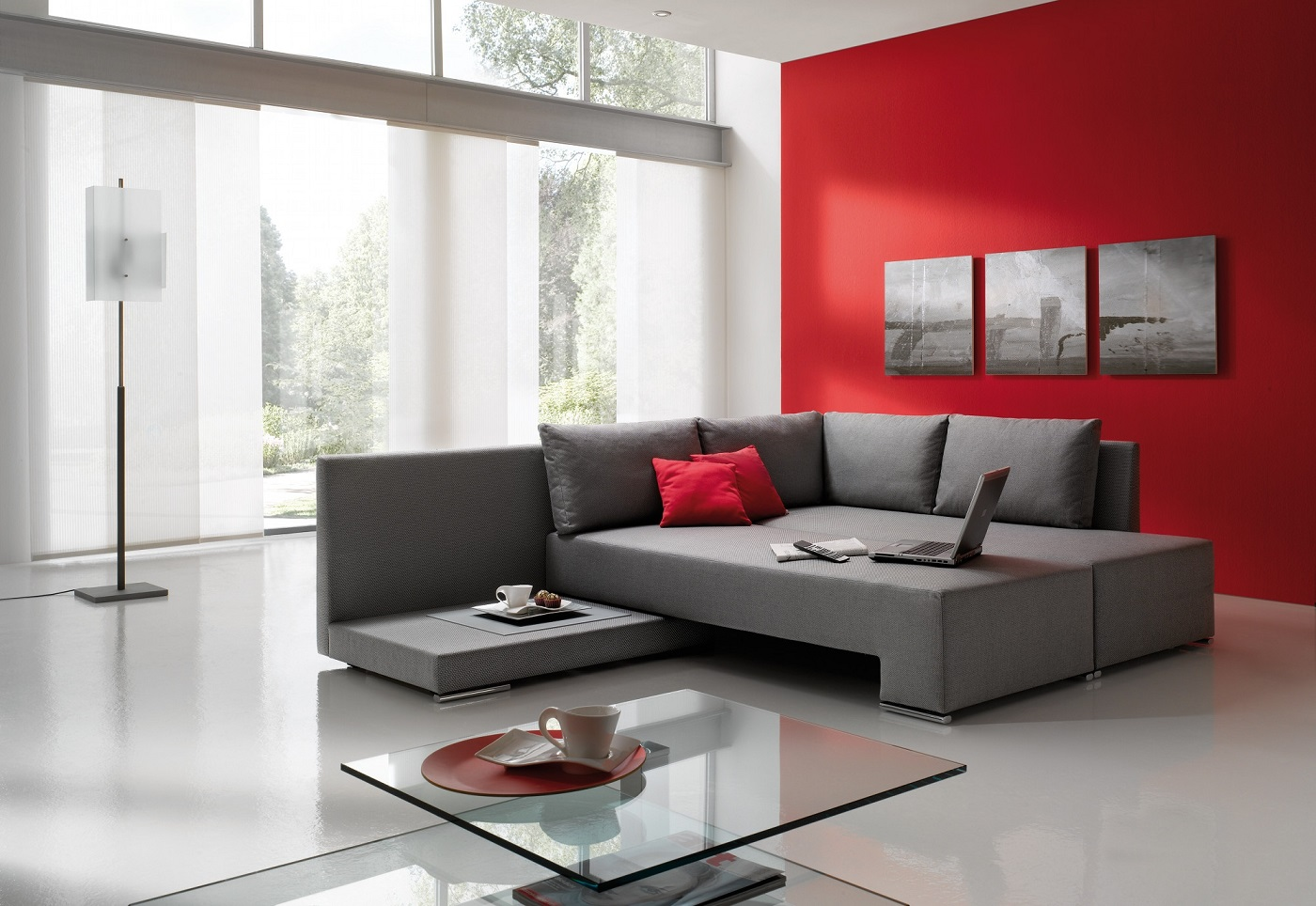Выкатной диван-трансформер