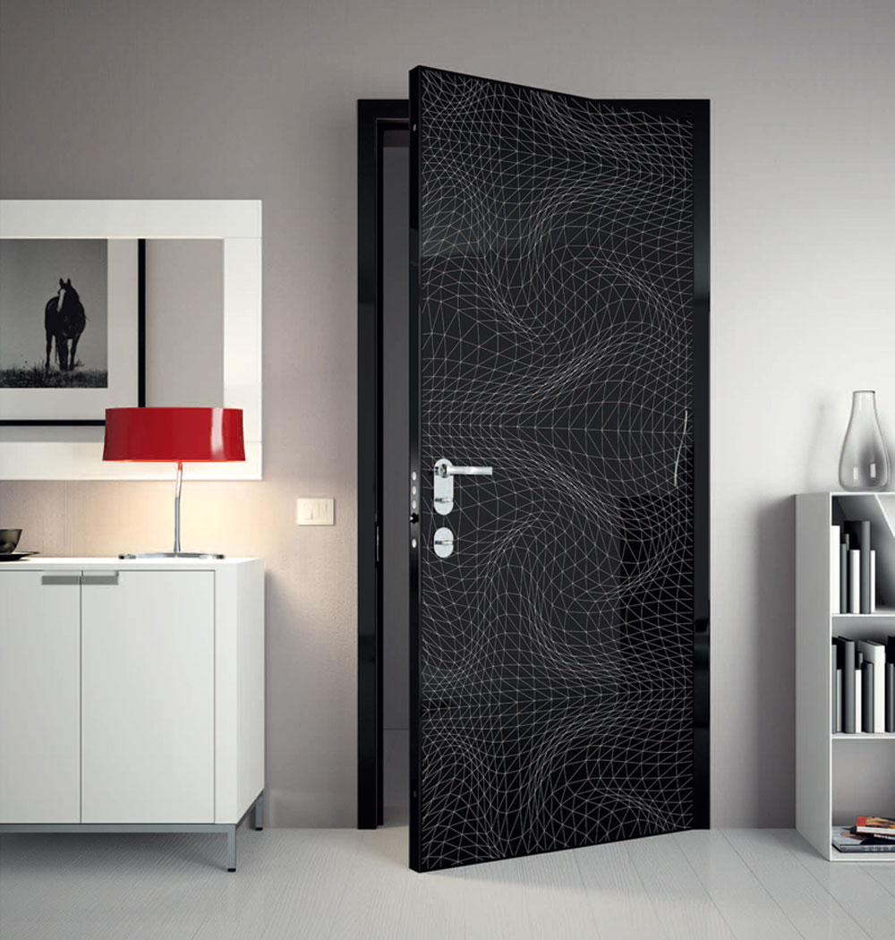 Входная дверь 3D