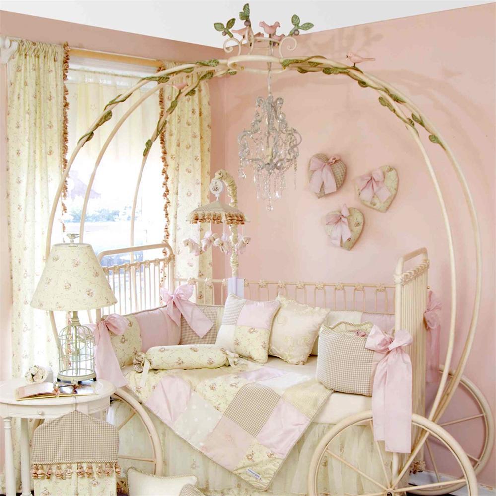 Кровать-карета золушка