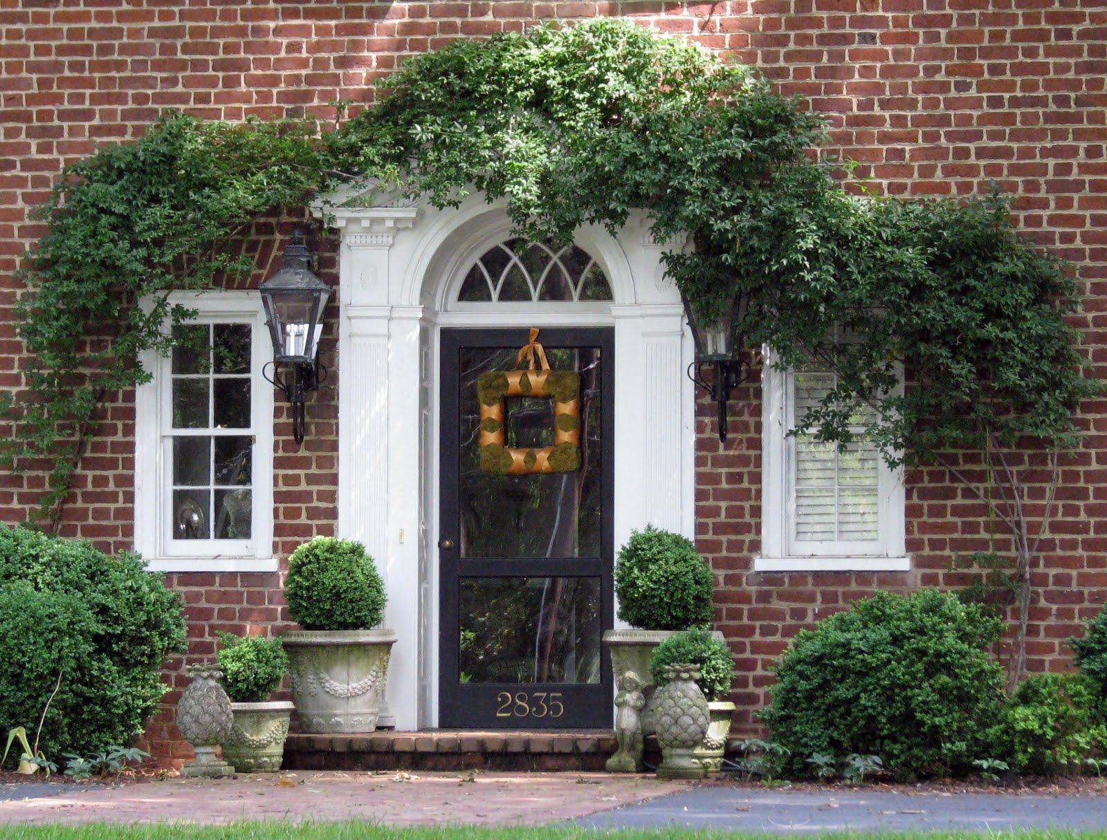 Арочная дверь для дачи