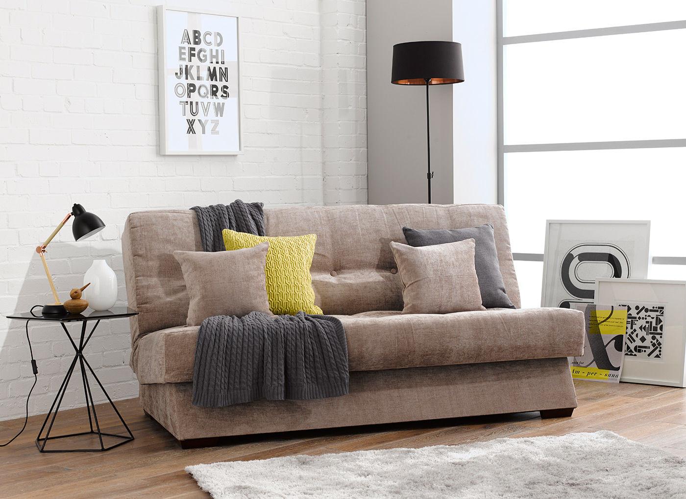 Малогабаритный диван без подлокотников