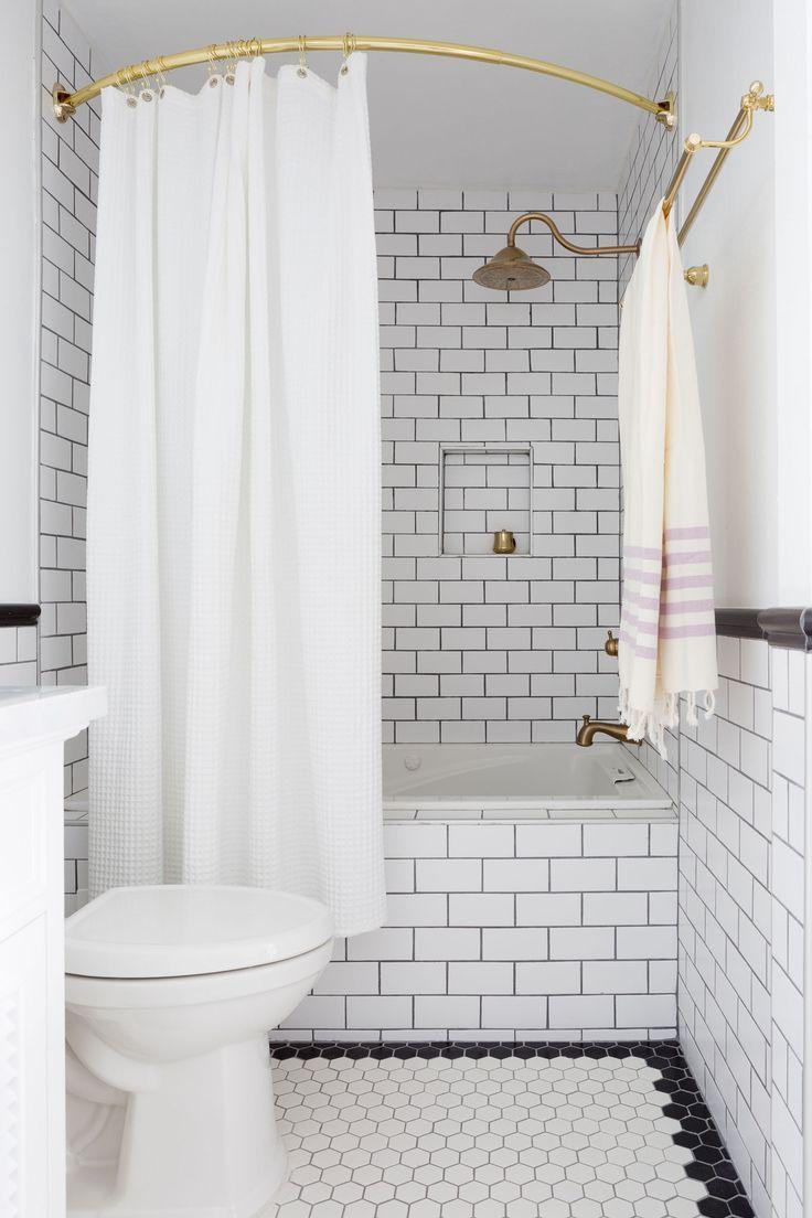 Штанга для ванной из бронзы