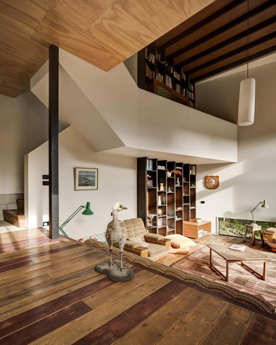 Декоративный потолок из фанеры